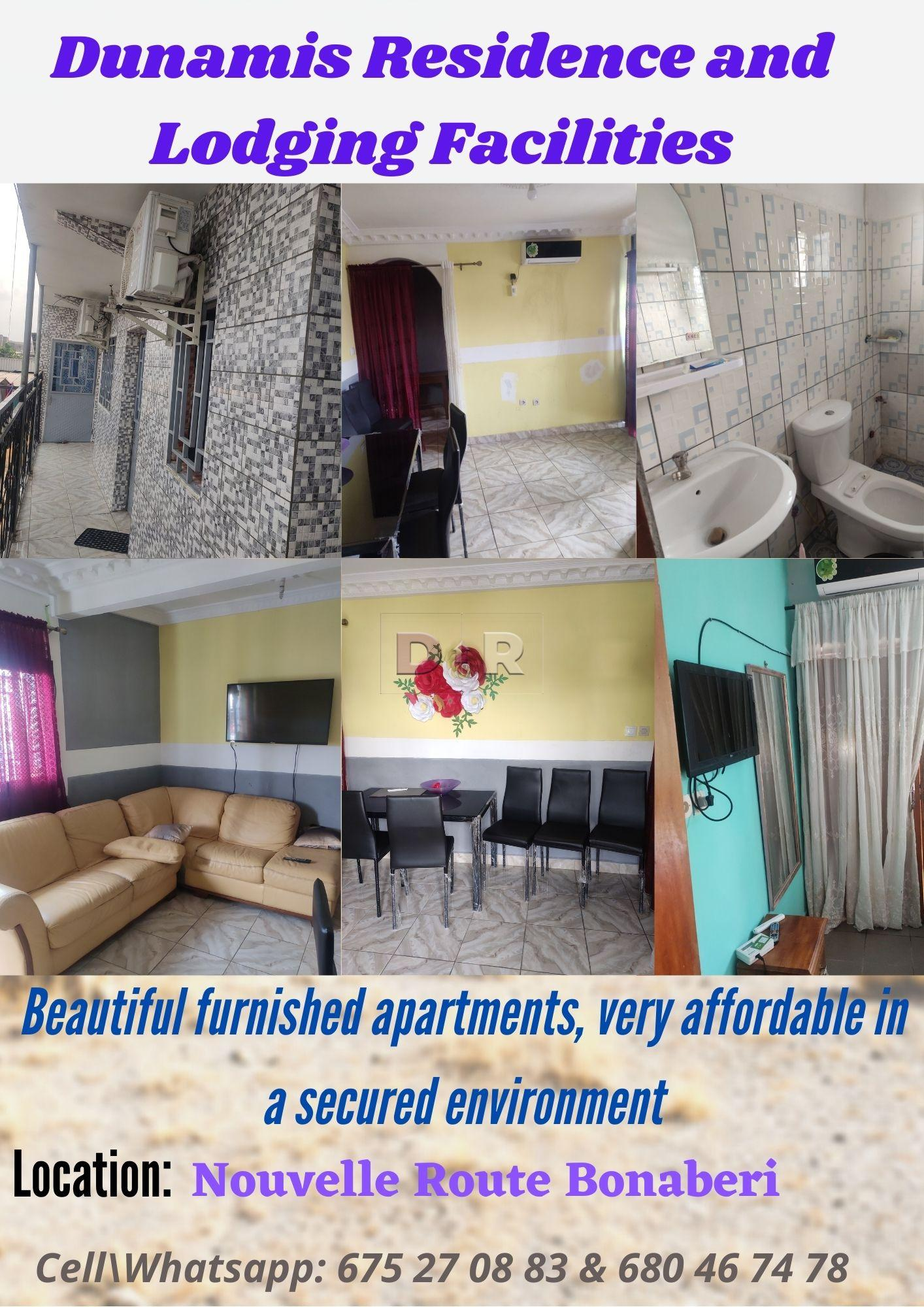 Dunamis Residence & Lodging facilities