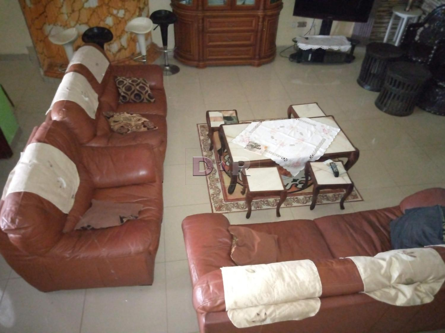 Furnished magnificent duplex in a quiet and very secure location